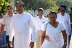 Director IMD welcomes Hon Minister to the Siri Dalada Yal Asvanu Pooja Ceremony .jpg